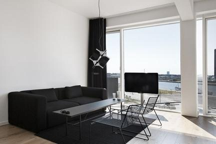 Manhattan style 2 bedrooms apartment with terrace. - 1889 - Image 1 - Copenhagen - rentals