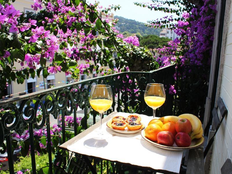 Balcony - RestingPoints - Costa I - Sintra - rentals