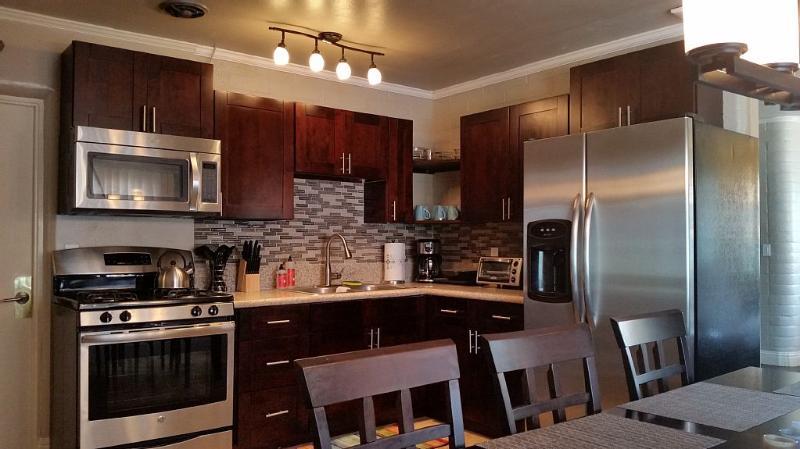 Kitchen - Cowell Beach House - Santa Cruz - rentals
