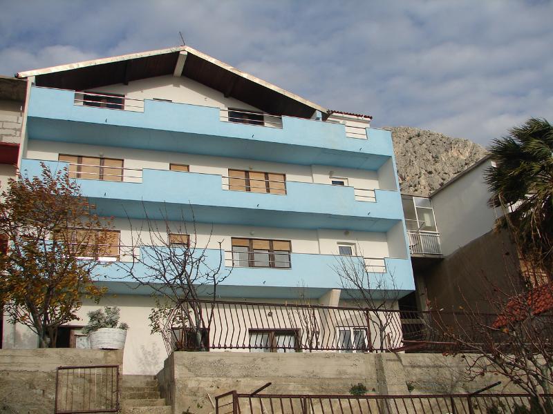 house - 00209OMIS A1(2+2) - Omis - Omis - rentals