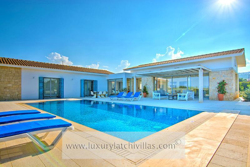 Villa Azure - Image 1 - Latchi - rentals