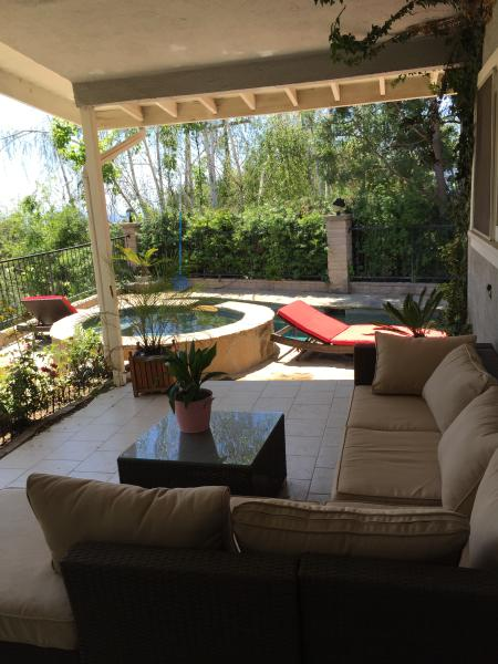 Awesome View Private Heated Swimming Pool With Spa - Image 1 - La Canada Flintridge - rentals