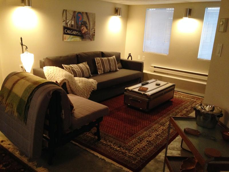 Bright, Comfortable, Perfectly Located, and Quiet Suite in the Heart of Victoria - Image 1 - Victoria - rentals
