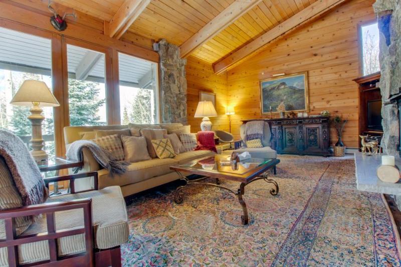 Great mountain location w/ hot tub. Dog-friendly & sleeps 10 - Image 1 - Snowmass Village - rentals