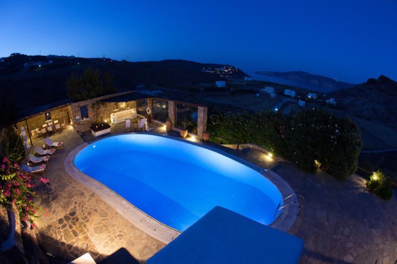 Panormos Bay Villa - Panormos Bay Villa - Mykonos - rentals