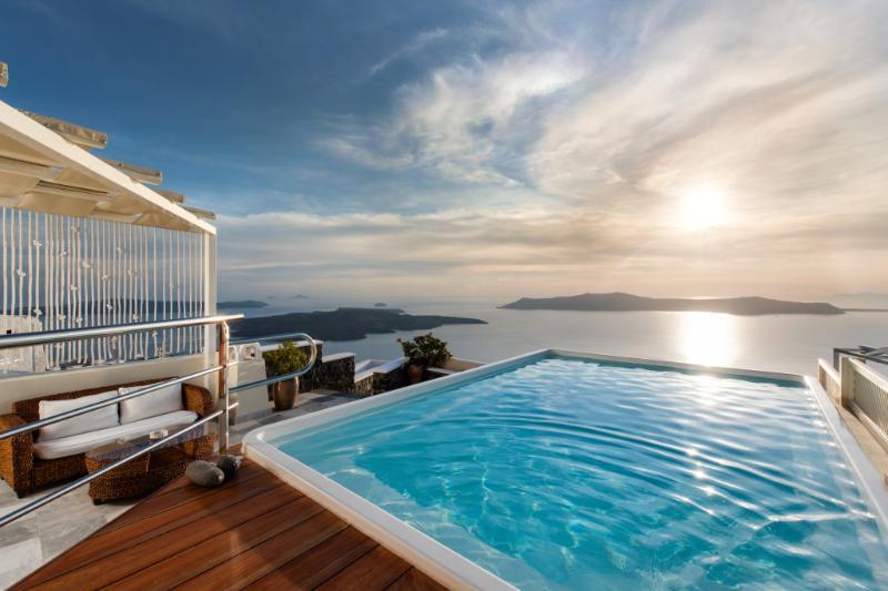 Luxury Honeymoon Villa - Luxury Honeymoon Villa - Santorini - rentals