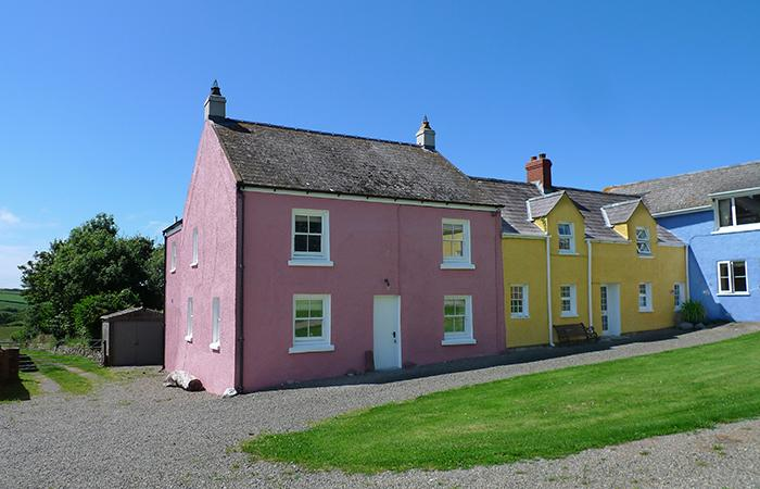 Orlandon Farm Cottage - Image 1 - St Brides - rentals