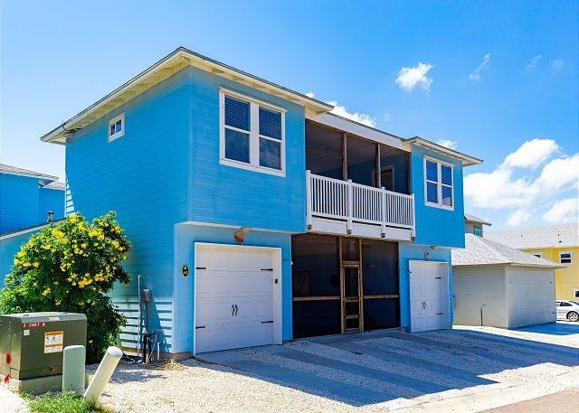 Welcome to Dolphin Cove - Relax and Swim at Dolphin Cove! PETS! 10 bedrooms plus a  PRIVATE POOL! - Port Aransas - rentals