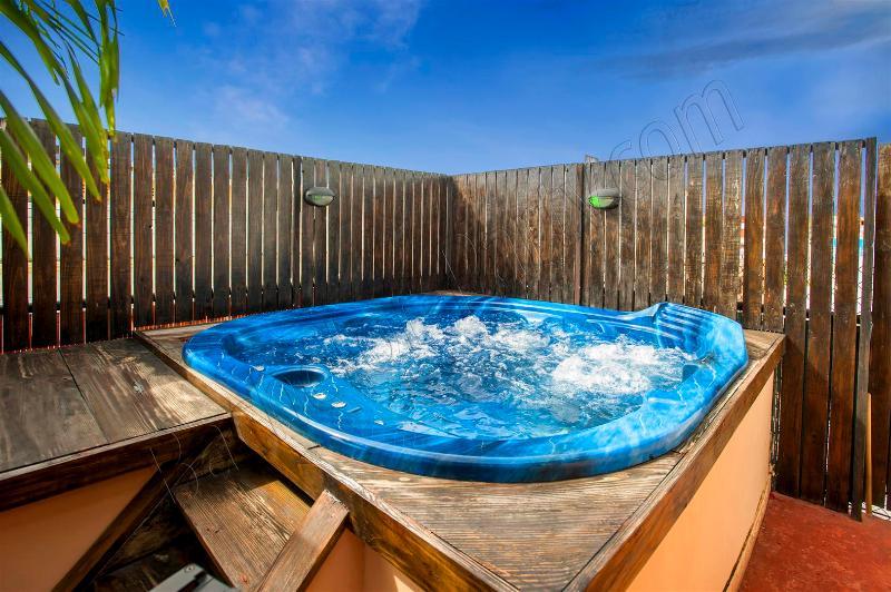 jacussy - Ocean View House Terrace & Jacuzzi in Top Location - Santo Domingo - rentals