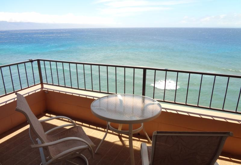 Ocean View From Maui Kai 801 - Large CORNER CONDO Oceanfront HIGH FLOOR Renovated at MAUI KAI  Save BOOK DIRECT - Lahaina - rentals