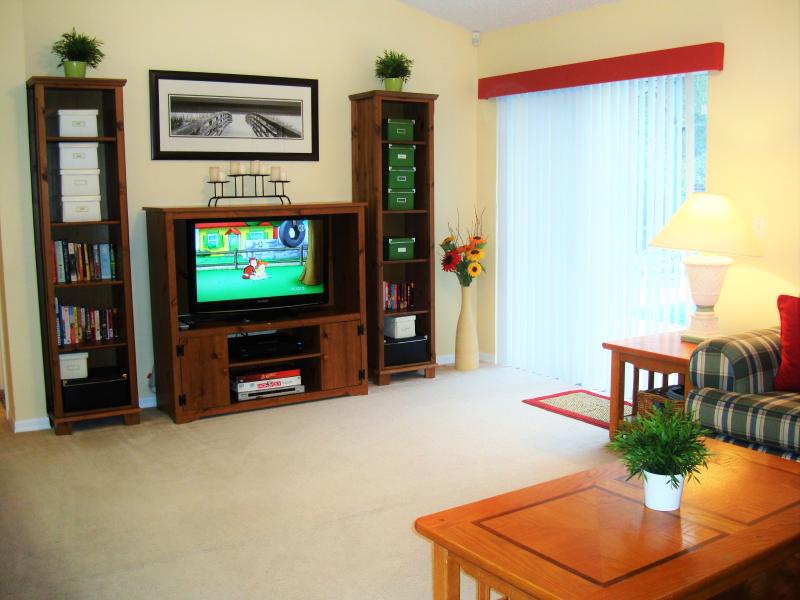 Family room - 3BR Beautiful Disney Home with Private Pool/WiFi - Kissimmee - rentals