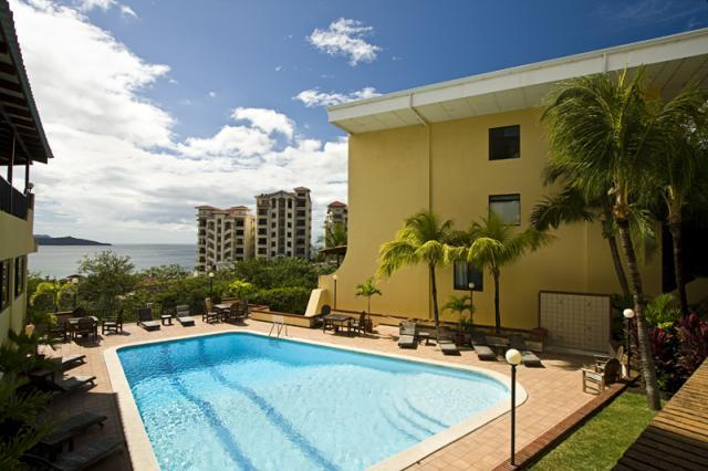 Oceanview condo with best rates in Town / Sleeps 8 - Image 1 - Playa Flamingo - rentals