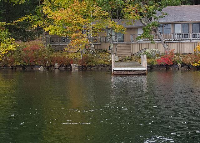 Cute Cottage on Little Bear Island (BAN22IfW) - Image 1 - Center Tuftonboro - rentals