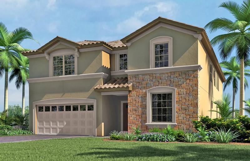 9br/6ba Luxury pool Villa - Brand New 9br/6ba pool villa,Close to Disney - Kissimmee - rentals