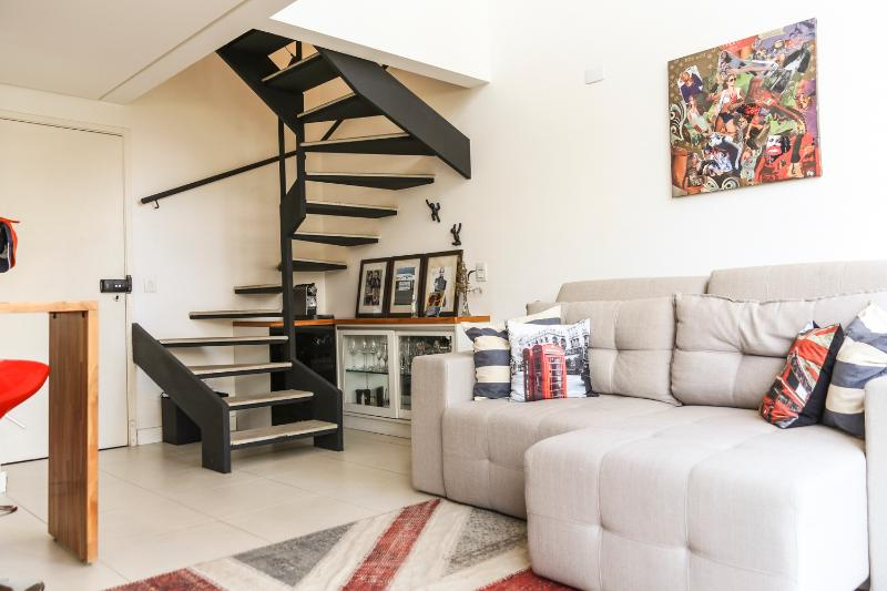 Funky 1 Bedroom Apartment in Vila Nova Conceição - Image 1 - Sao Paulo - rentals