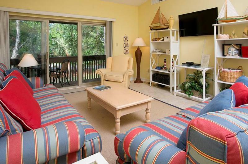 Bluff Villas 1673 - Image 1 - Hilton Head - rentals