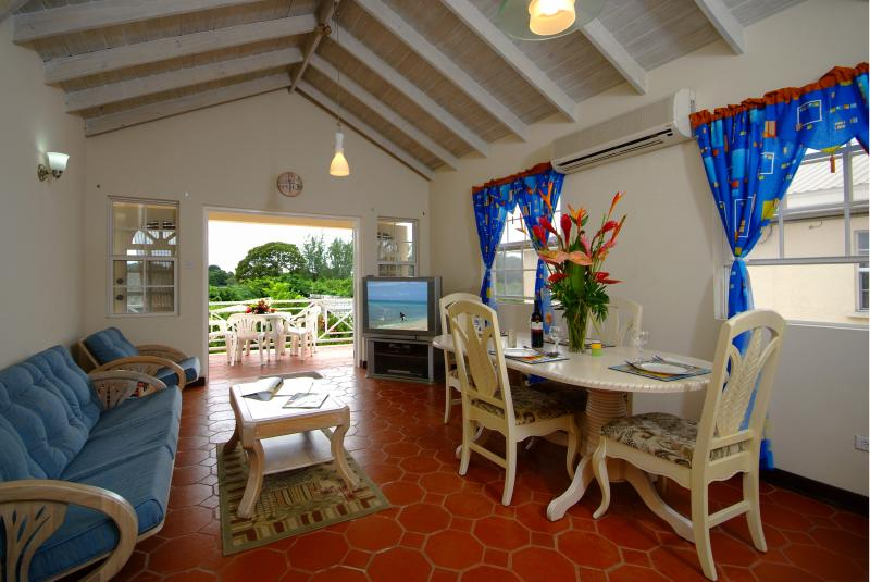 The Living Room - Best E Villas Three Bedroom Apt Prospect St.James - Prospect - rentals
