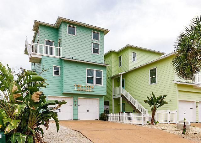 Welcome to The Fire Escape - The Fire Escape: Ocean Views, Sleeps 14, Pets, TV in every Room - Port Aransas - rentals