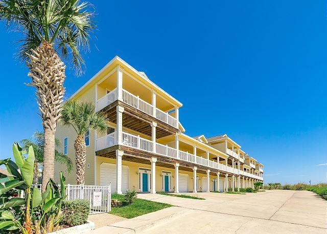 Welcome to Sandhill - Sandbar Port Aransas: Gulf Views, Close to the Beach, 4/3, Garage Access - Port Aransas - rentals