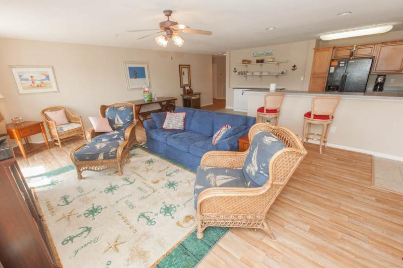 Seaside # D-104, Three's A Charm - Image 1 - Virginia Beach - rentals