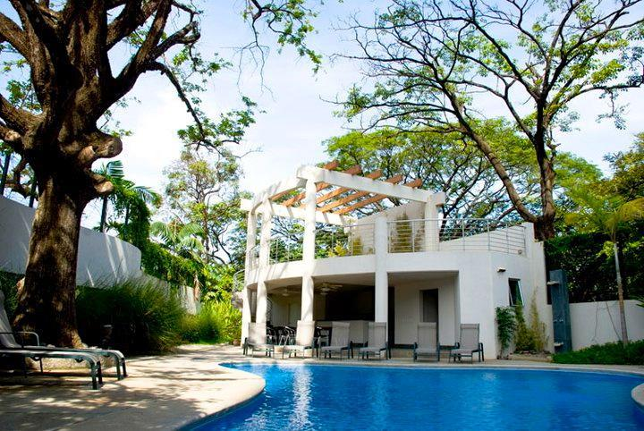 Floor to Ceiling Windows and Massive Deck. Close To Everything - [PP604] - Image 1 - Tamarindo - rentals