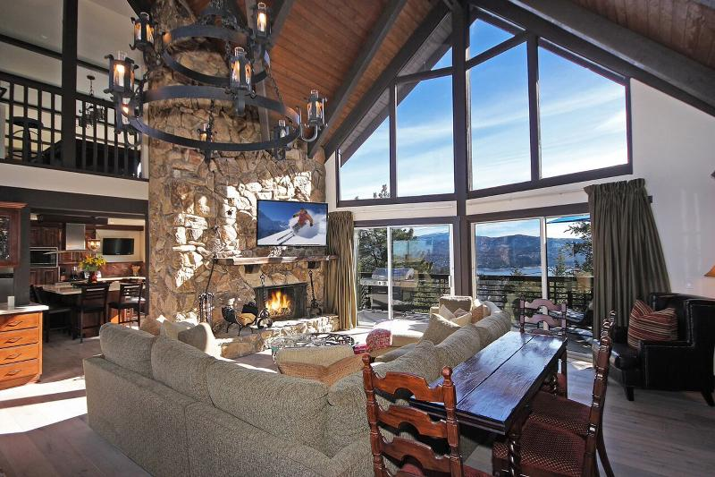 Lakeview Mountain Home - Matterhorn Pines - Brand New Vacation Rental - Lake Arrowhead - rentals