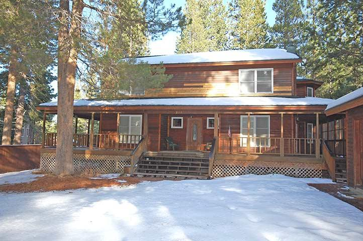 Exterior - 2113 Oaxaco Street - South Lake Tahoe - rentals