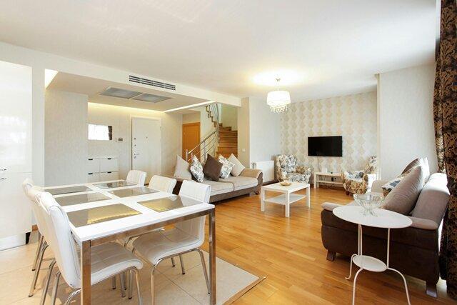 3BDR DUPLEX RESIDENCE IN TAKSIM - Image 1 - Istanbul - rentals