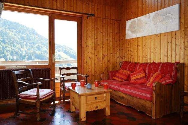 PAQUERETTES 4 rooms + mezzanine 8 persons - Image 1 - Le Grand-Bornand - rentals