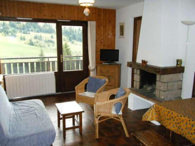 CHANTENEIGE 1 2 rooms + sleeping corner 6 persons - Image 1 - Le Grand-Bornand - rentals