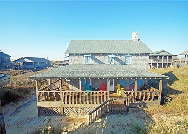 N3807- THE BEACH HOUSE - N3807- THE BEACH HOUSE - Nags Head - rentals