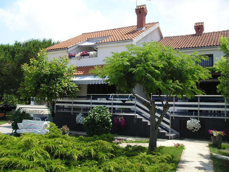 house - 4969  A4(6+1) - Zaton (Zadar) - Zaton (Zadar) - rentals