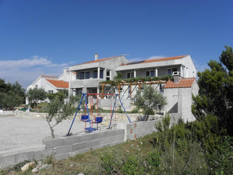 house - 2617  A2 Plavi (2+2) - Zaton (Zadar) - Zaton (Zadar) - rentals