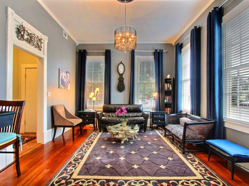 Grey Pearl- Super cozy and cute, downtown - Image 1 - Savannah - rentals