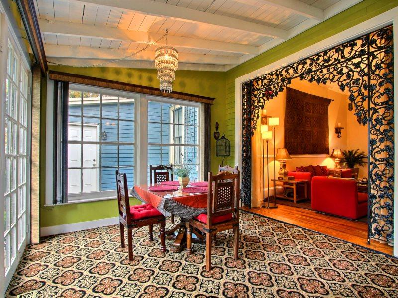 Moroccan Oasis- in the Savannah Historic District - Image 1 - Savannah - rentals