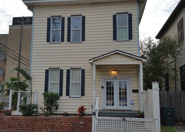 Large Historic Home- Blocks from The Strand- 4 BR- 2 BA- Sleeps 12, WiFi - Image 1 - Galveston - rentals