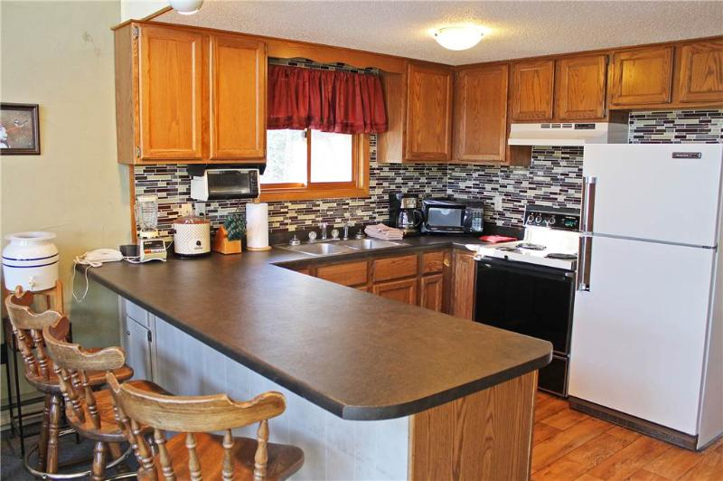 Located at Base of Powderhorn Mtn in the Western Upper Peninsula, A Cozy Home Across the Street from Main Ski Lodge - Image 1 - Ironwood - rentals