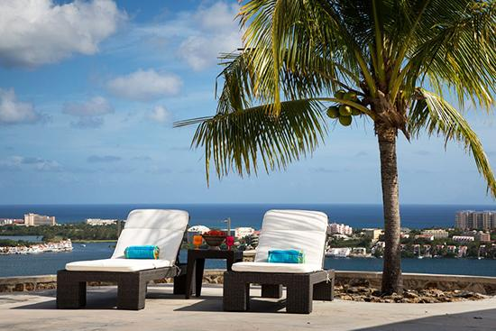 360º : Spectacular and breathtaking views - Image 1 - Baie Rouge - rentals