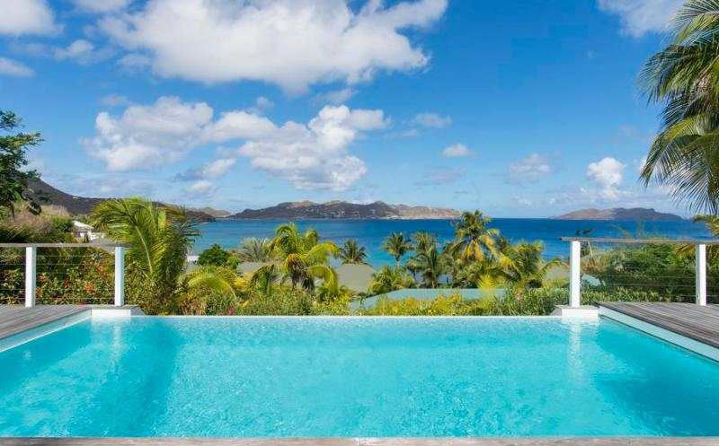 Alize D'Eden - Ideal for Couples and Families, Beautiful Pool and Beach - Image 1 - Saint Barthelemy - rentals