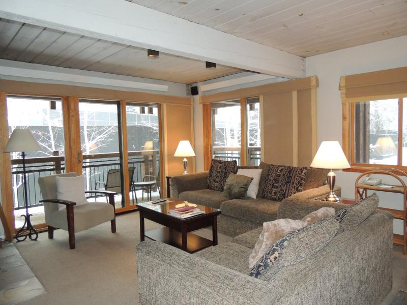 Living-room - Lift One - 310 - 3B/3B - Aspen - rentals