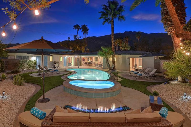 The Retro House - Image 1 - Palm Springs - rentals