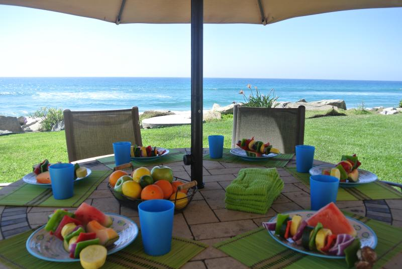 ON the beach - Big Family Beachfront Vacation Rental on the Sand - Oceanside - rentals