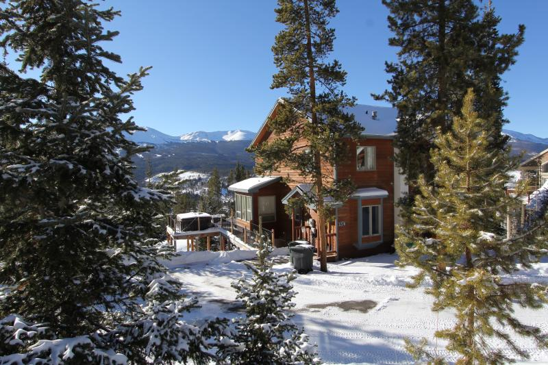 Beautiful Home. Great View & Hot Tub. Min to Lift! - Image 1 - Breckenridge - rentals