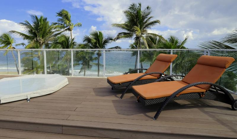 Luxe penthouse - Directly on Kite Beach - 10ppl - Image 1 - Cabarete - rentals