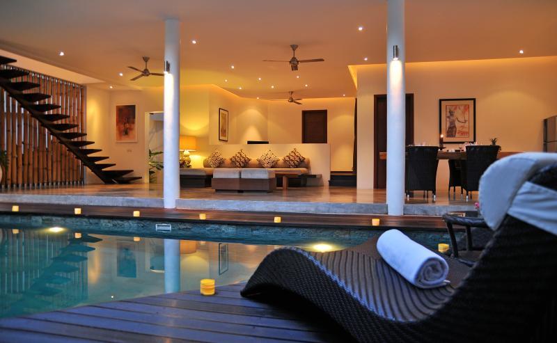 2 BR Villa La Sirena, 100m to SEMINYAK BEACH. - Image 1 - Seminyak - rentals