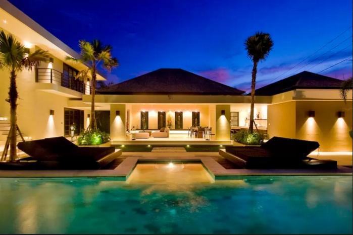 Spirit, 4 Bedroom Villa, Feature Views, Nr Canggu Club - Image 1 - Canggu - rentals