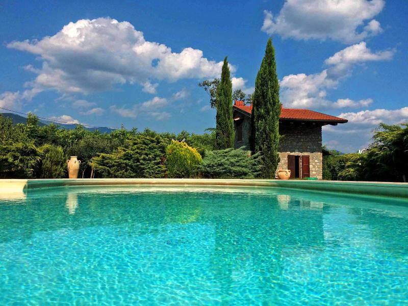 Le due Lune Tuscan Style villa with exclusive pool - Le Due Lune between Tuscany & Liguria near 5 Terre - Filattiera - rentals