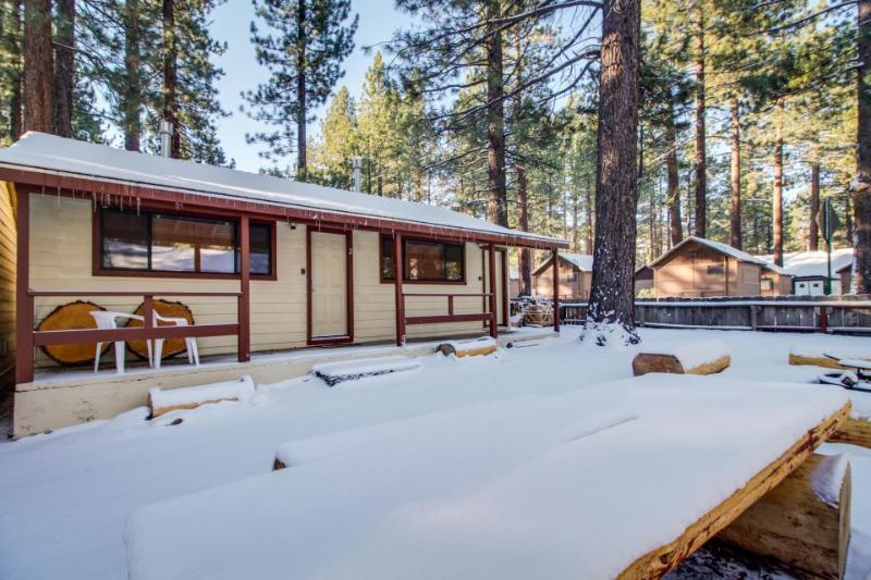 Two remodeled dog-friendly cabins, close to swimming, skiing & more! - Image 1 - South Lake Tahoe - rentals