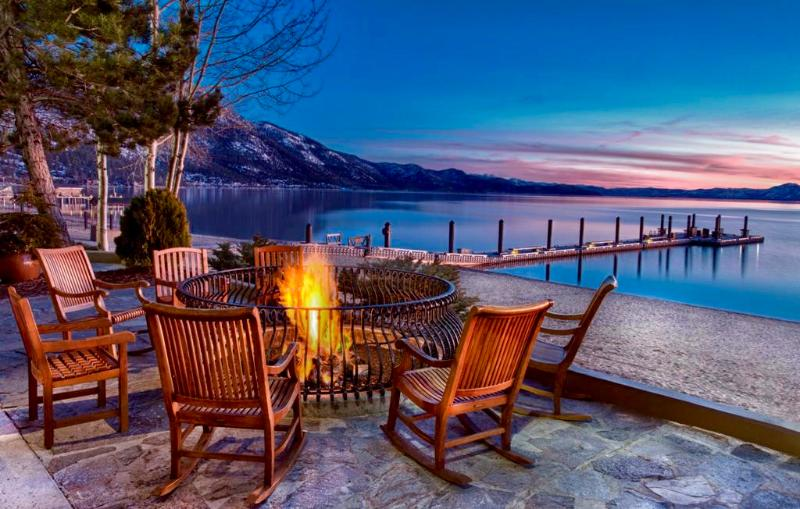 This is a Nearby Resort Beach (we are also located behind the Marina on Lake Tahoe) - Voted BEST Place to Stay Luxury Resort $129-$299 - South Lake Tahoe - rentals