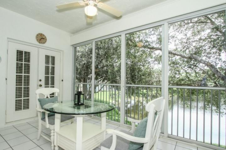 Lanai access from Master suite - Wiggins Lakes & Preserve-3BR/2BA Coach Home: West of 41, Close to Naples and Bonita Springs Beaches - Naples - rentals